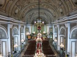 サン・オウガスチン教会内部
