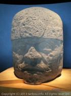 巨石人頭像