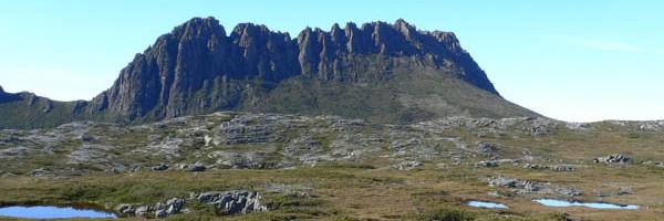 クレイドル山