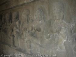 ジャイナ教女神像