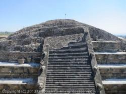 ケツァルコアトルの神殿