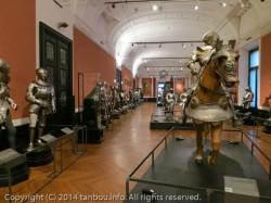 中世武器博物館