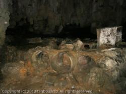 オレクルラ洞窟