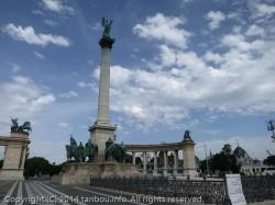 建国1000年記念碑