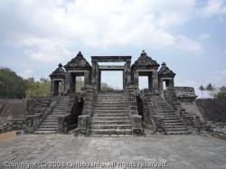 ラトゥ・ボコ宮殿