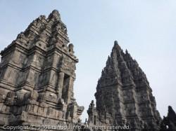 ブラフマ神殿とシヴァ神殿