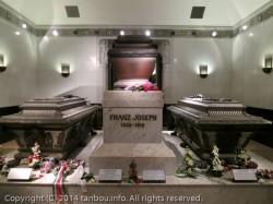 ヨーゼフとエリーザベトの棺